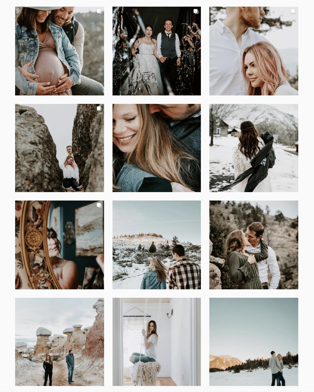 Colorado Wedding + Travel Photographer - image 2 - student project