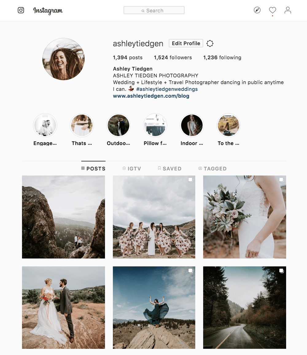 Colorado Wedding + Travel Photographer - image 1 - student project