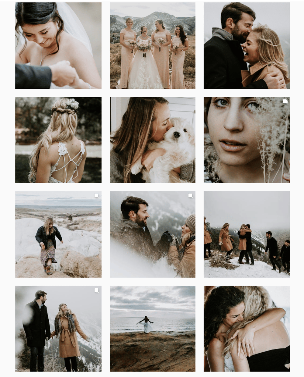 Colorado Wedding + Travel Photographer - image 3 - student project