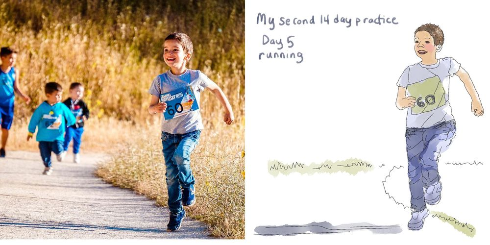 gail's 14 day challenge - image 19 - student project