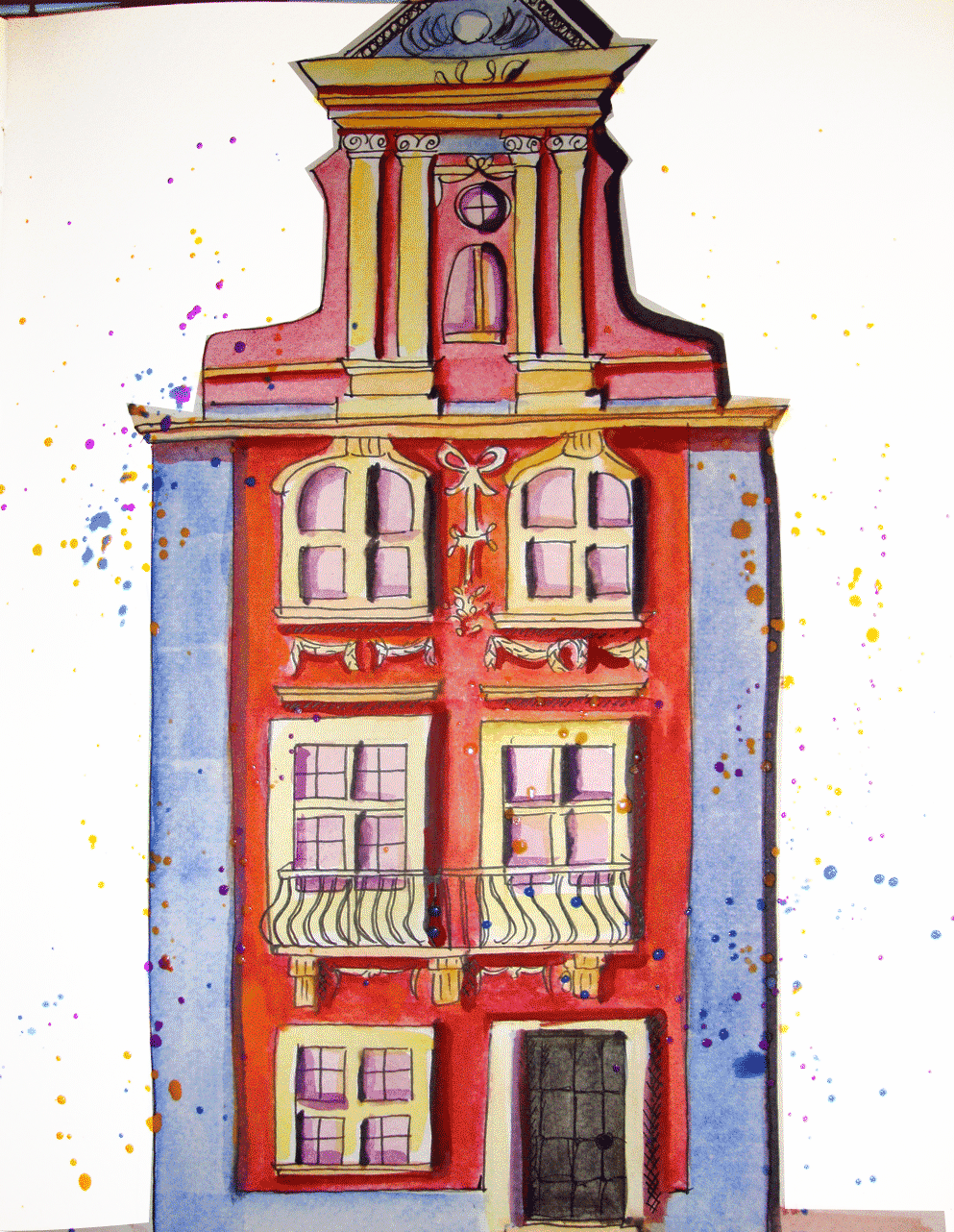 A DREAM HOUSE  - image 3 - student project
