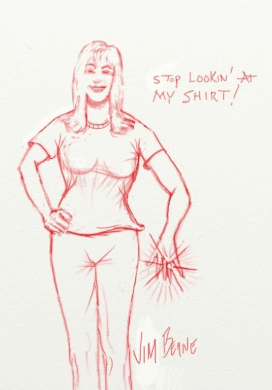 Stop Lookin'! - image 1 - student project