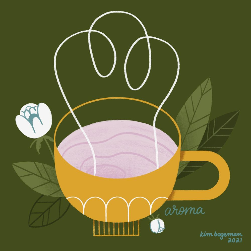 Kim Bogeman - Afternoon Tea - image 11 - student project
