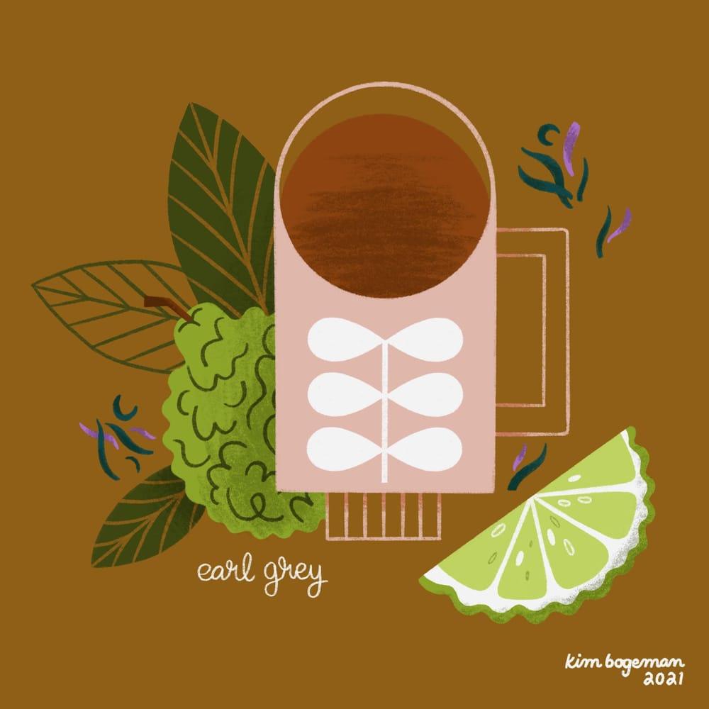 Kim Bogeman - Afternoon Tea - image 15 - student project