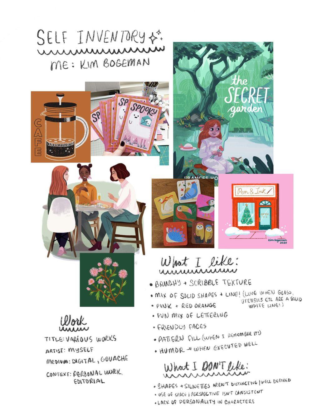 Kim Bogeman - Afternoon Tea - image 4 - student project