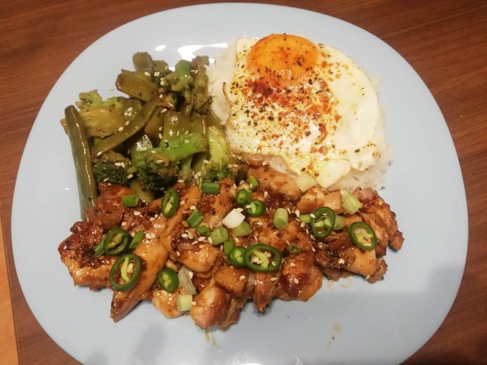 Chicken Teriyaki - image 1 - student project
