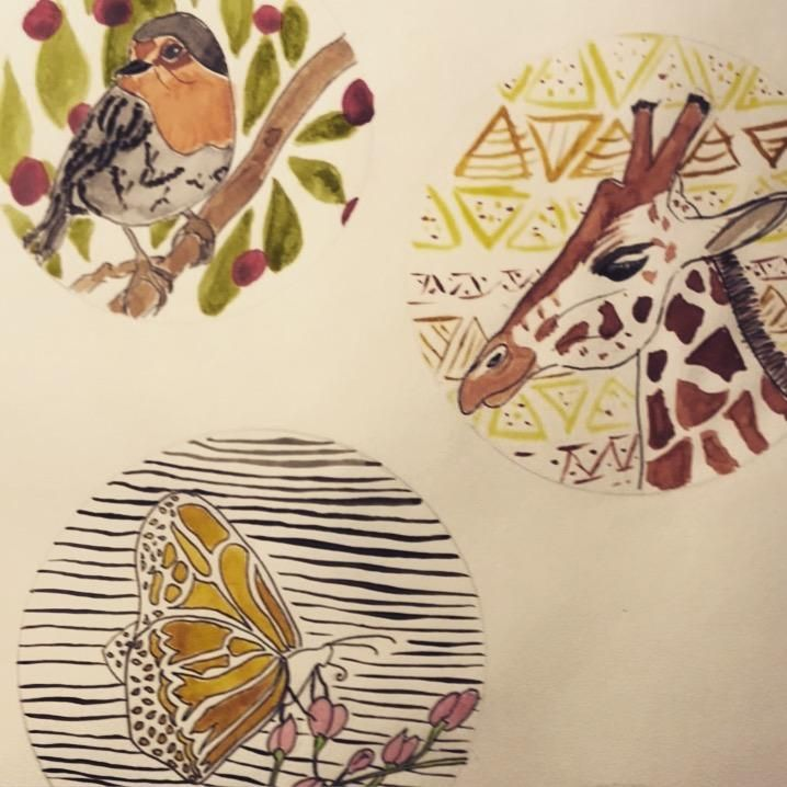 In my sketchbook - image 1 - student project