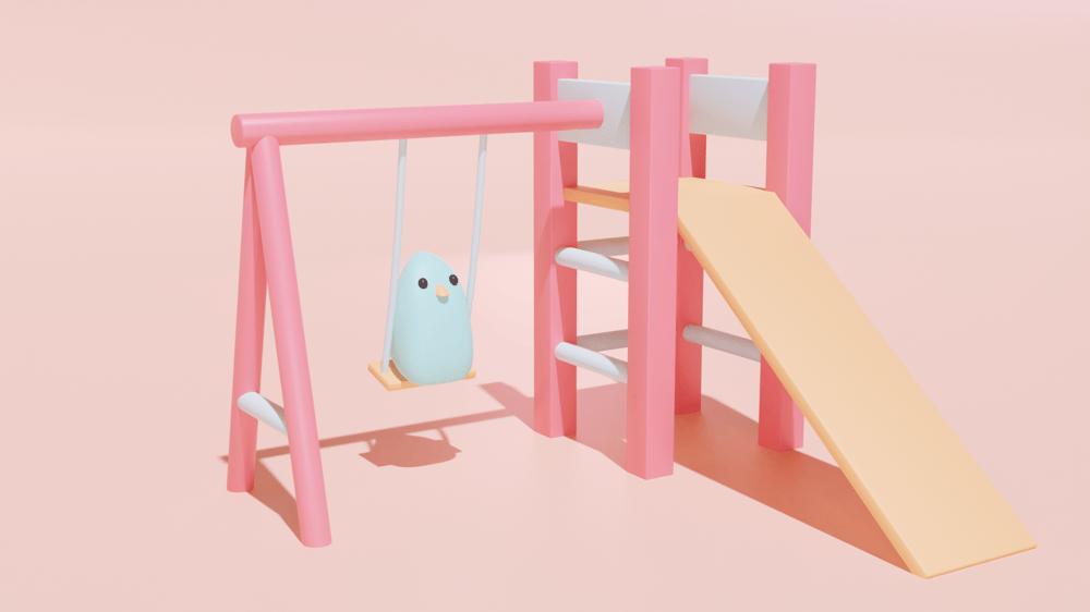 Swingin' Bird - image 1 - student project
