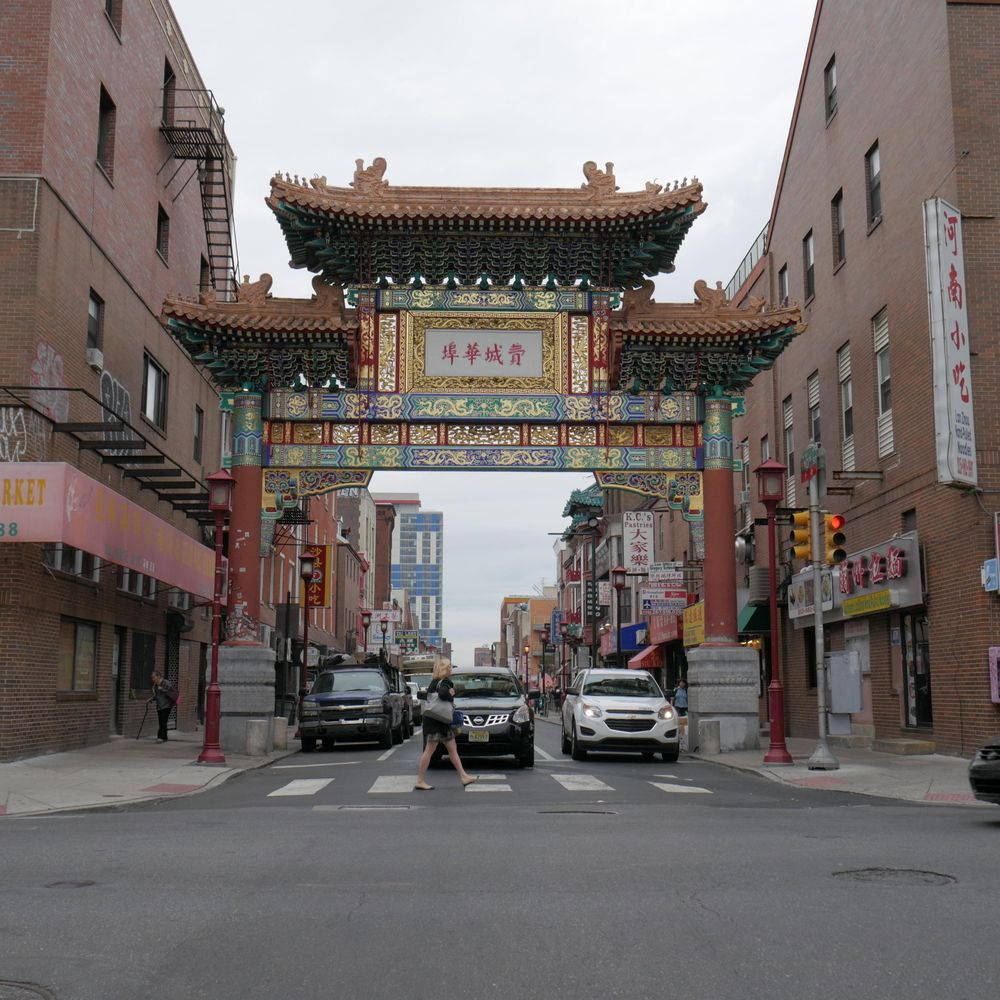 Chinatown Arch - image 1 - student project