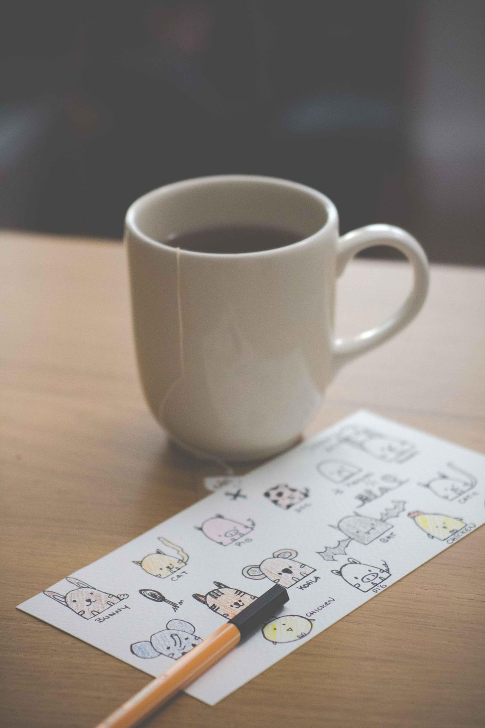 A cup of tea moment - image 3 - student project
