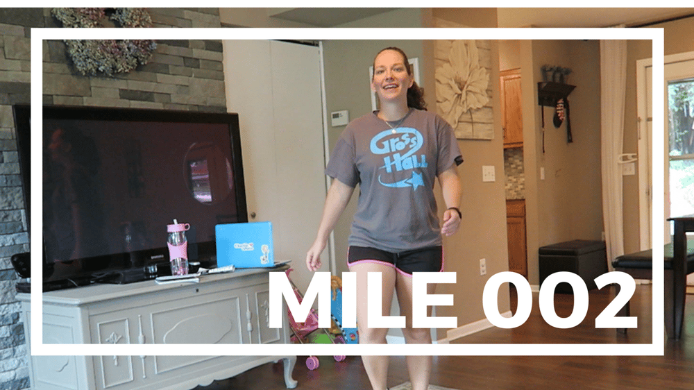 Walk 100 Miles on YouTube - image 1 - student project
