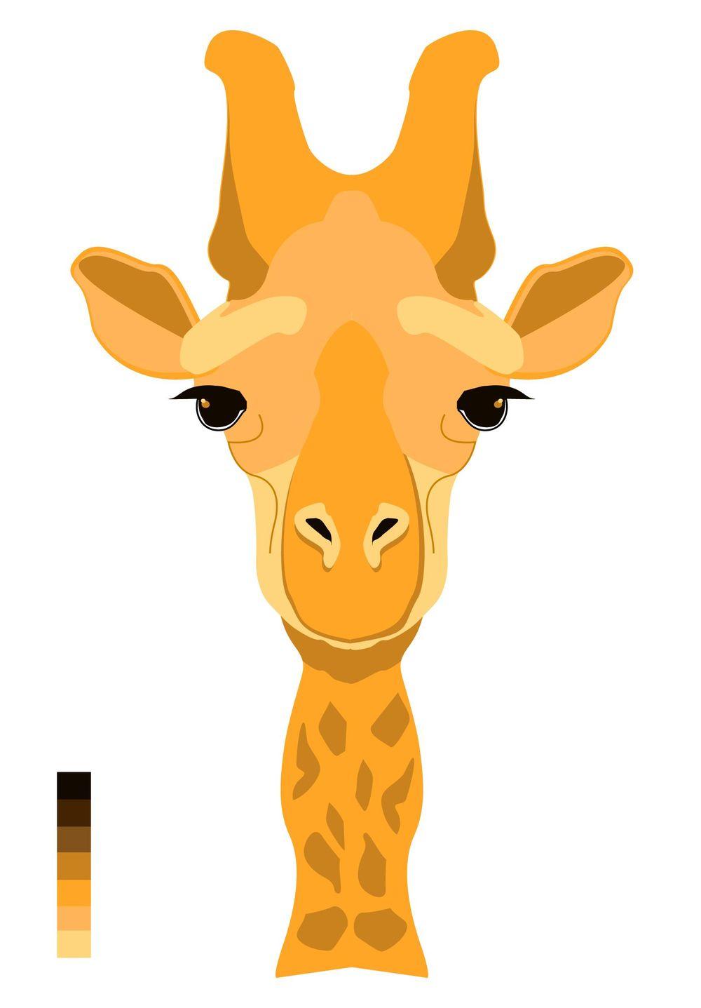 Girafa - image 1 - student project