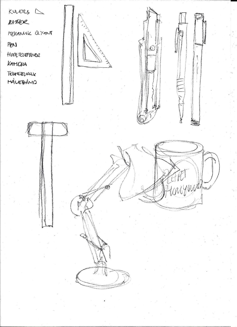 Tools of the Trade - image 1 - student project