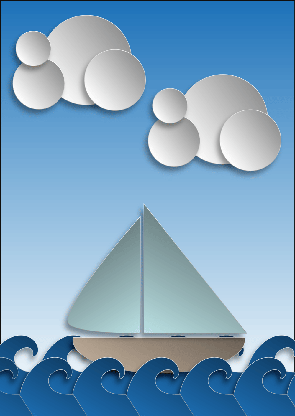 Sunny Sail - image 1 - student project