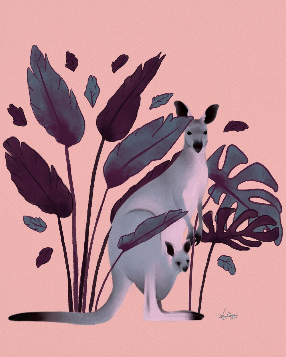 The cheaky Kangaroo - image 2 - student project