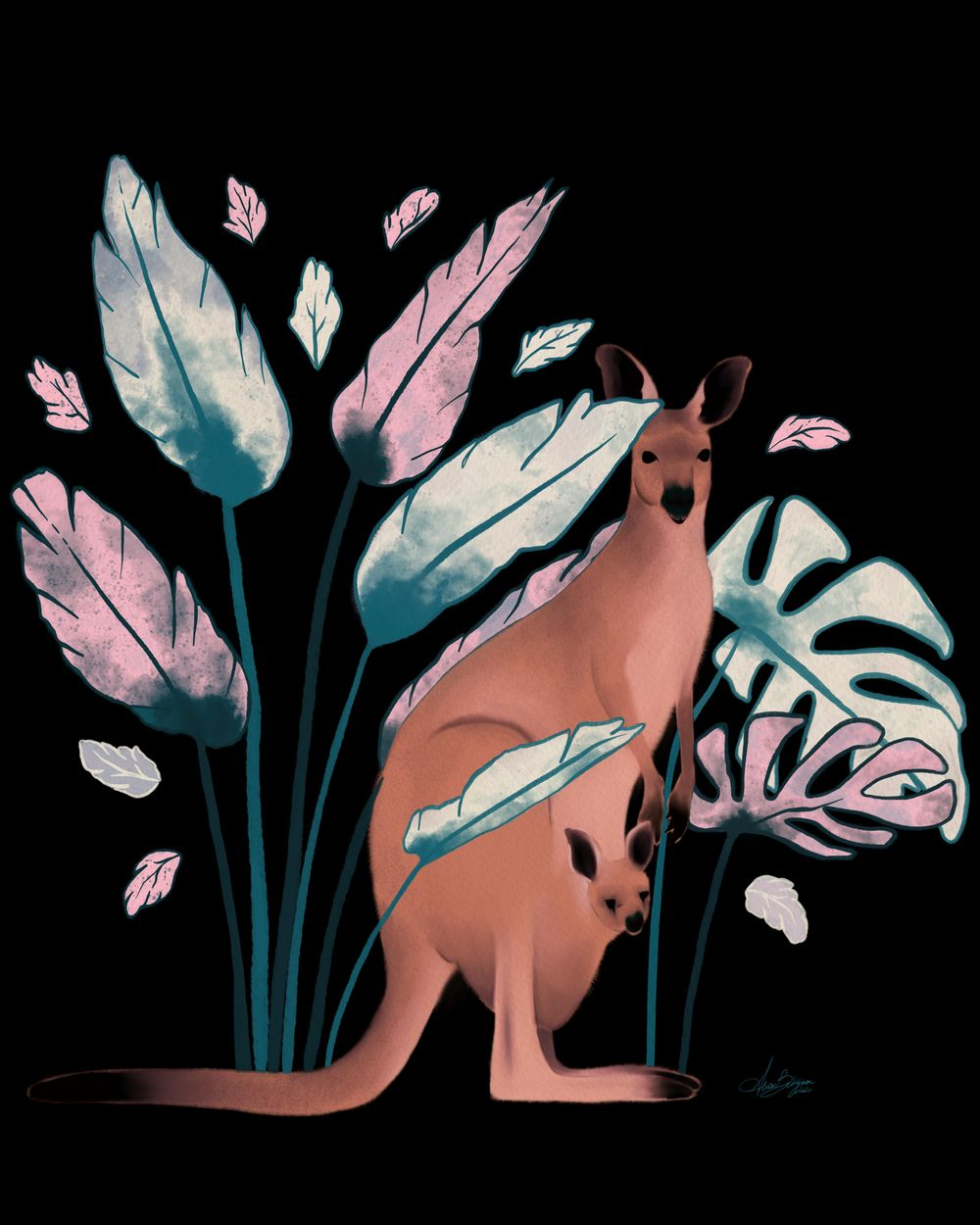 The cheaky Kangaroo - image 1 - student project
