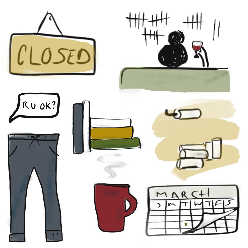 Covid-19 Shutdowns - image 1 - student project