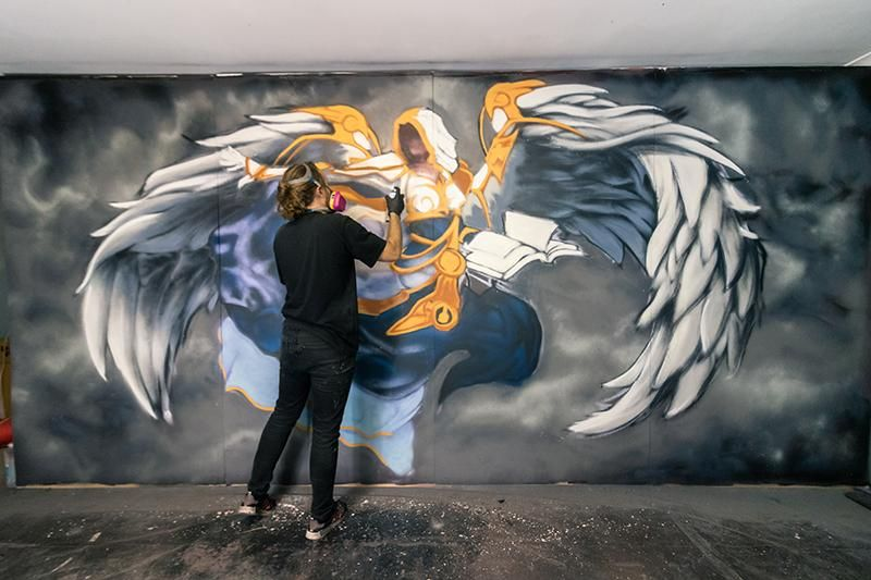 Graffiti Basics: 5 Steps To Create Your Own - image 1 - student project