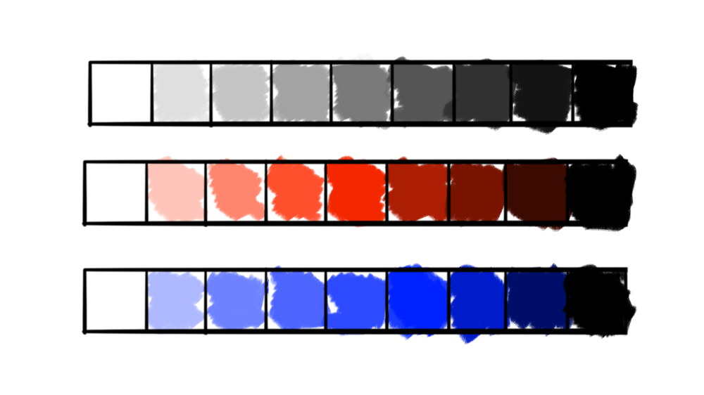 Value Scales - image 1 - student project