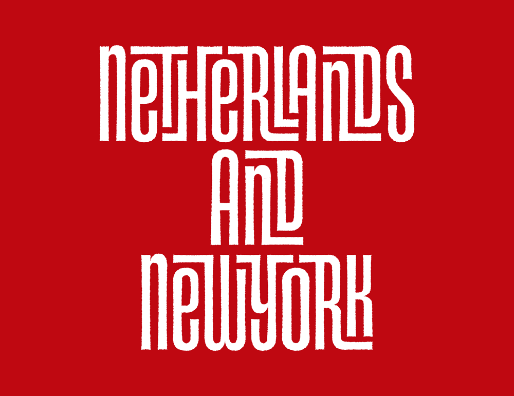 Interlocking Netherlands & Newyork - image 3 - student project