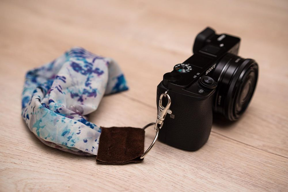 A Wrist Camera Strap for my Sony a6000 Camera (Sample Project) - image 4 - student project