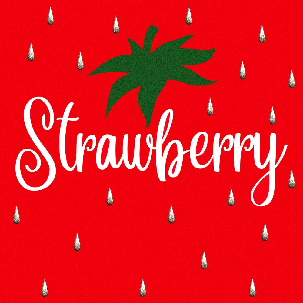 Strawberry - image 1 - student project