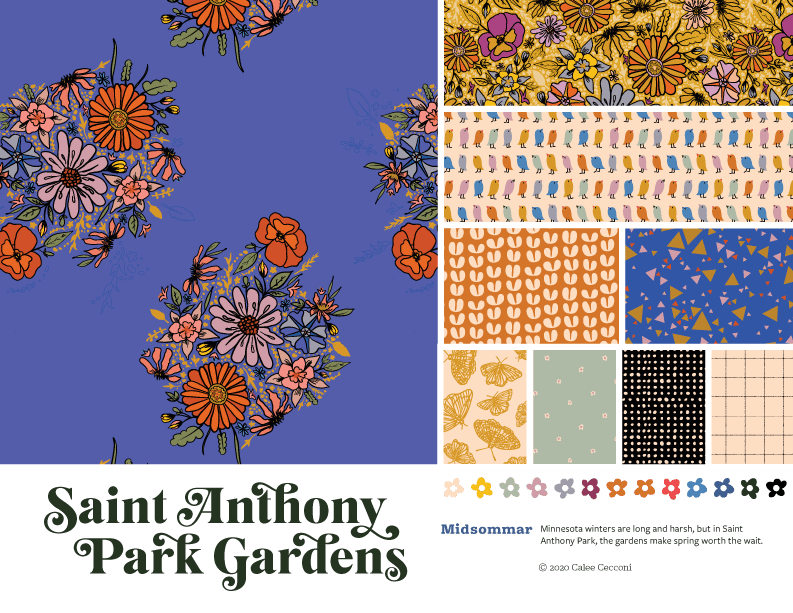 Saint Anthony Park Gardens Collection—Updated 2020 - image 1 - student project