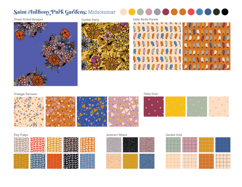 Saint Anthony Park Gardens Collection—Updated 2020 - image 2 - student project