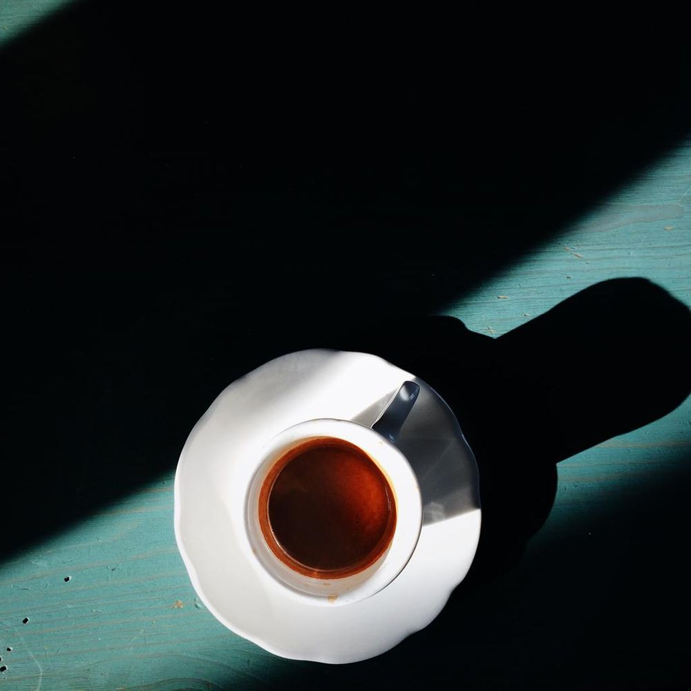 Coffee and Light - image 1 - student project