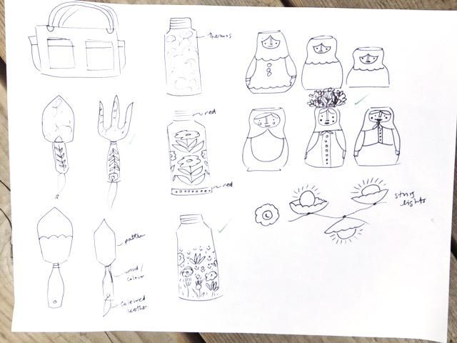 Dreaming about Garden Products - image 2 - student project