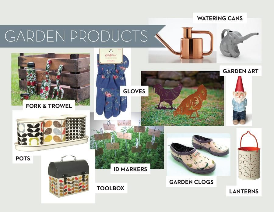 Dreaming about Garden Products - image 1 - student project