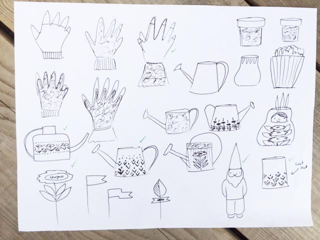 Dreaming about Garden Products - image 6 - student project