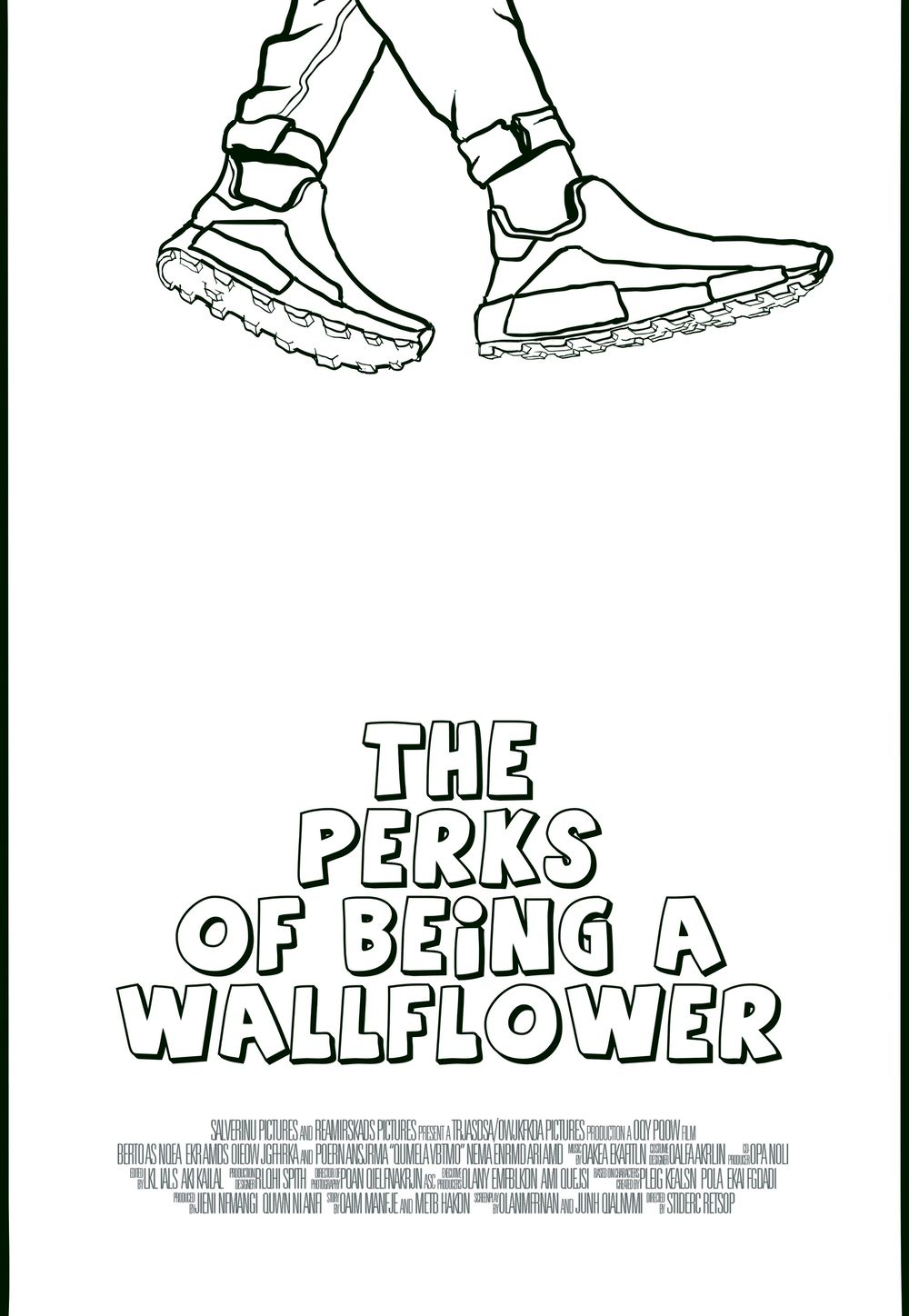 The Perks of Being a Wallflower - image 2 - student project