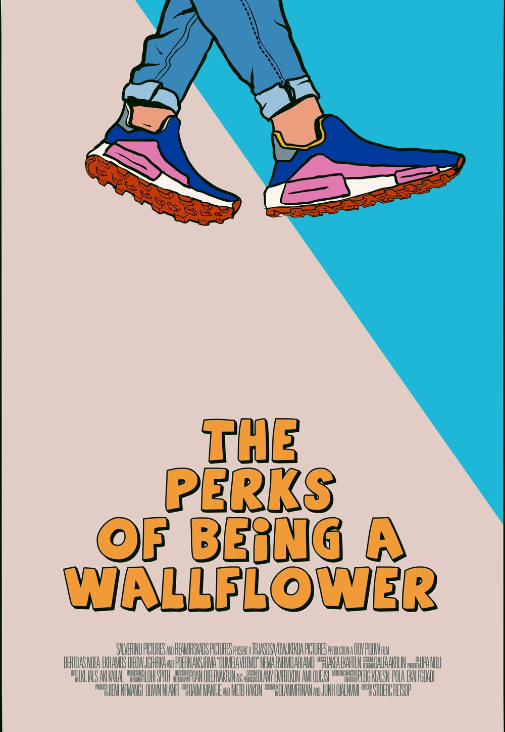 The Perks of Being a Wallflower - image 4 - student project
