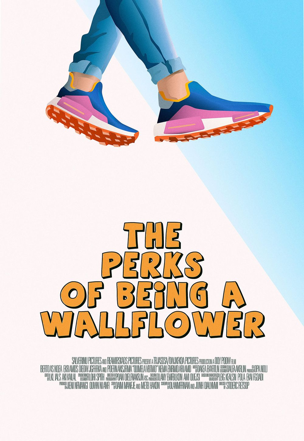 The Perks of Being a Wallflower - image 1 - student project