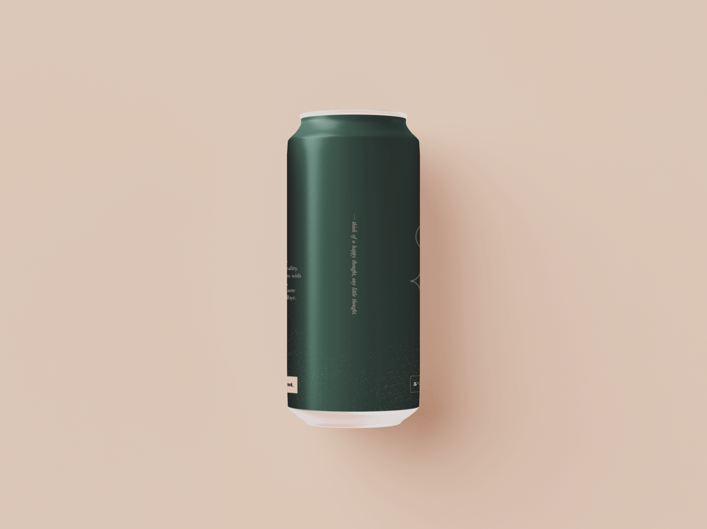 Second Star: Sparkling Cocktail - Beverage Brand - image 4 - student project