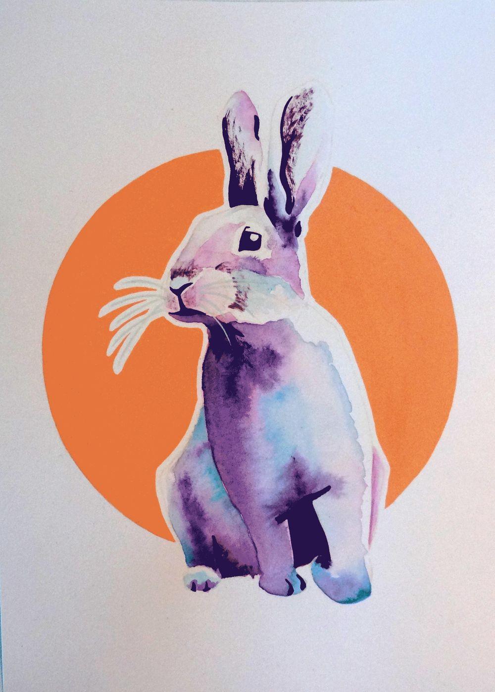 Colorsplash Animals :) - image 3 - student project