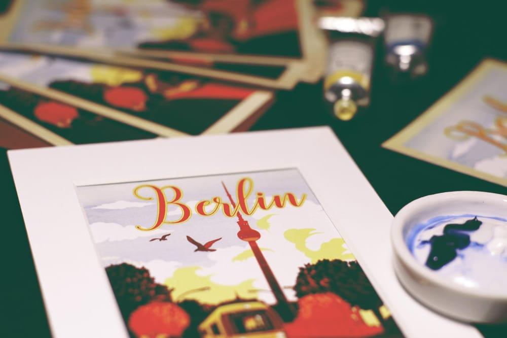 Berlin Postcard - image 3 - student project