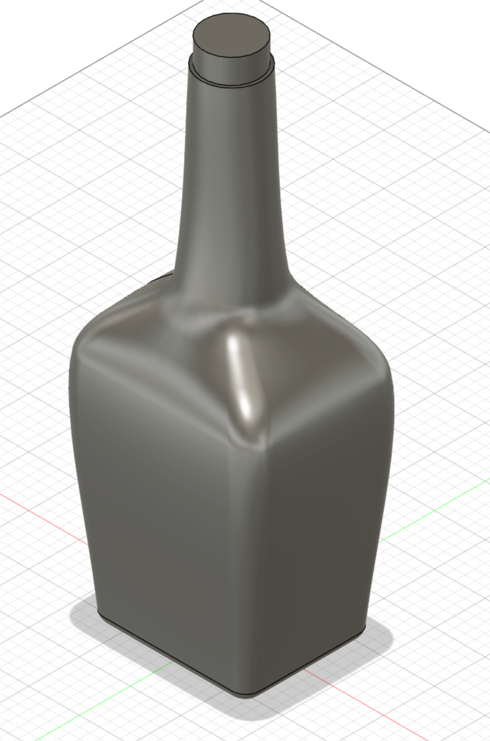 Bottle Exercise - image 2 - student project