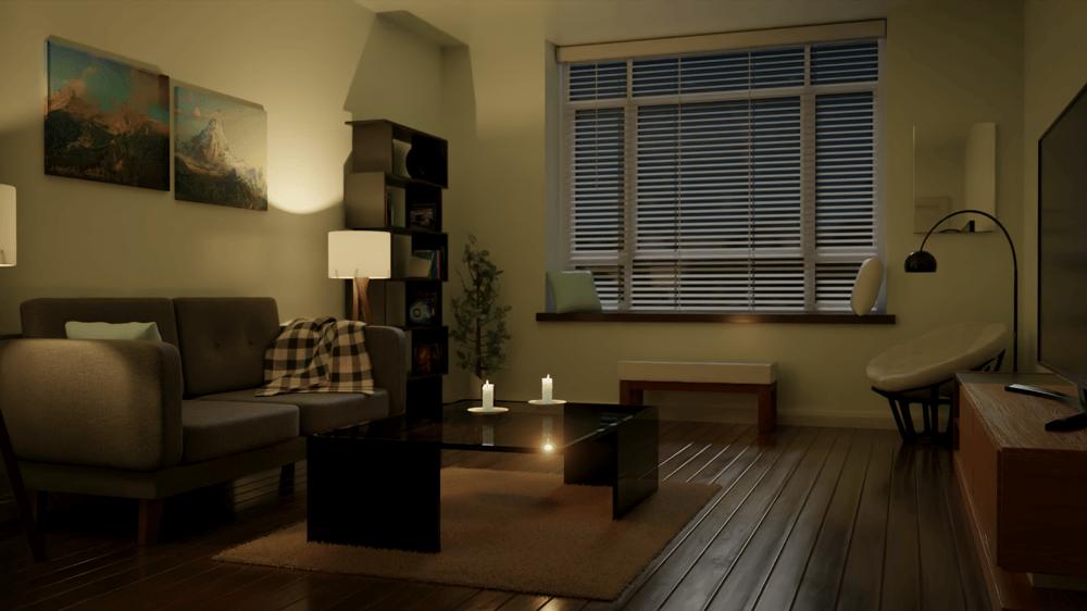 Interior Design!! - image 1 - student project