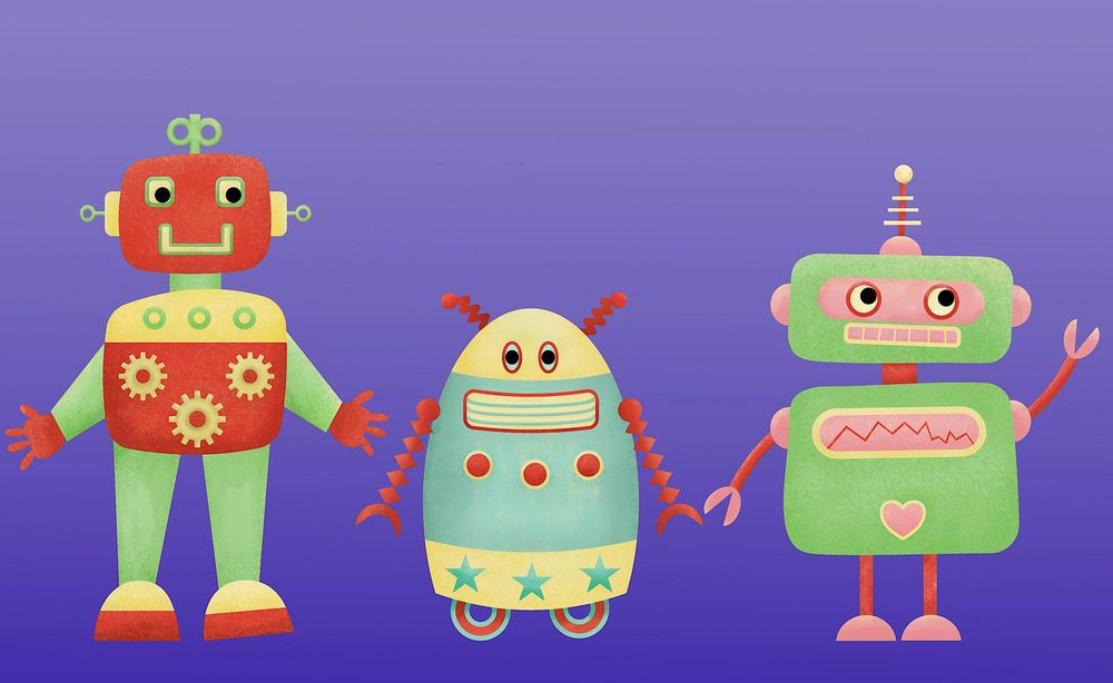 Robots - image 1 - student project