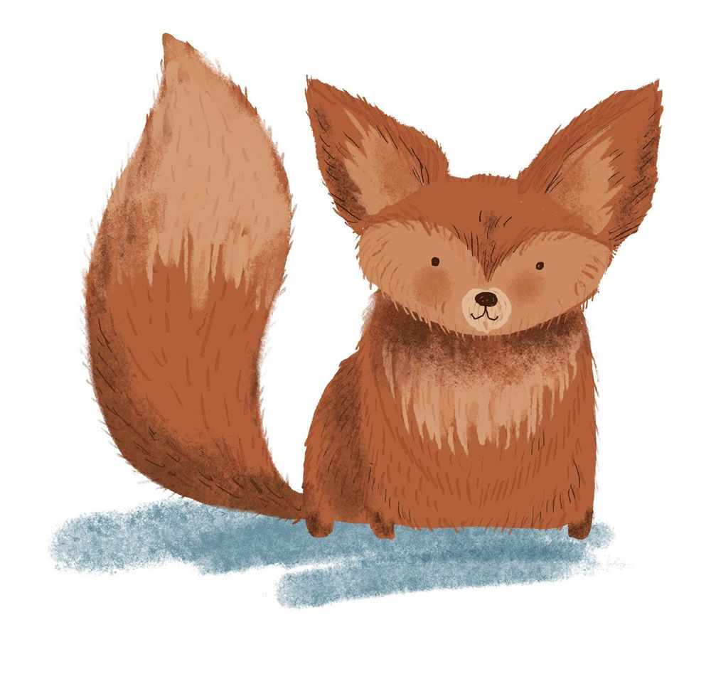 Fox - image 2 - student project