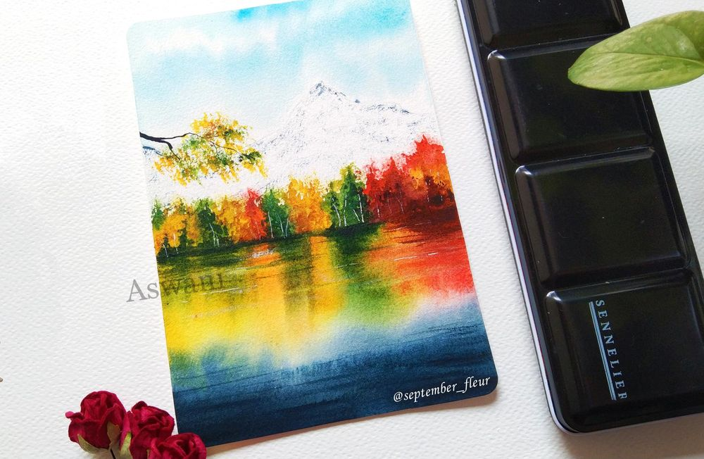 Autumn fever in Winter - image 1 - student project