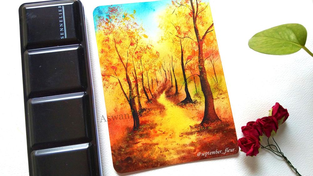 Autumn fever in Winter - image 2 - student project