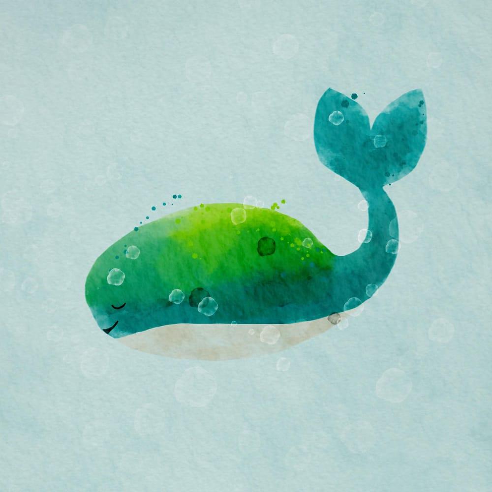 Sleepy fish - image 1 - student project