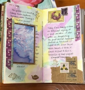 Creative Journaling - image 1 - student project