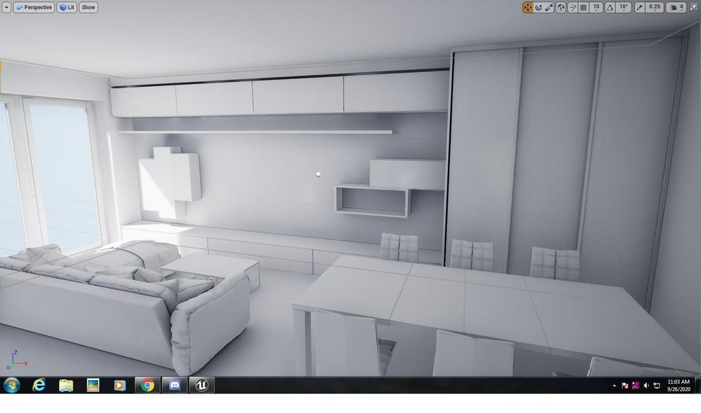 Micro apartment - Interiors - image 1 - student project