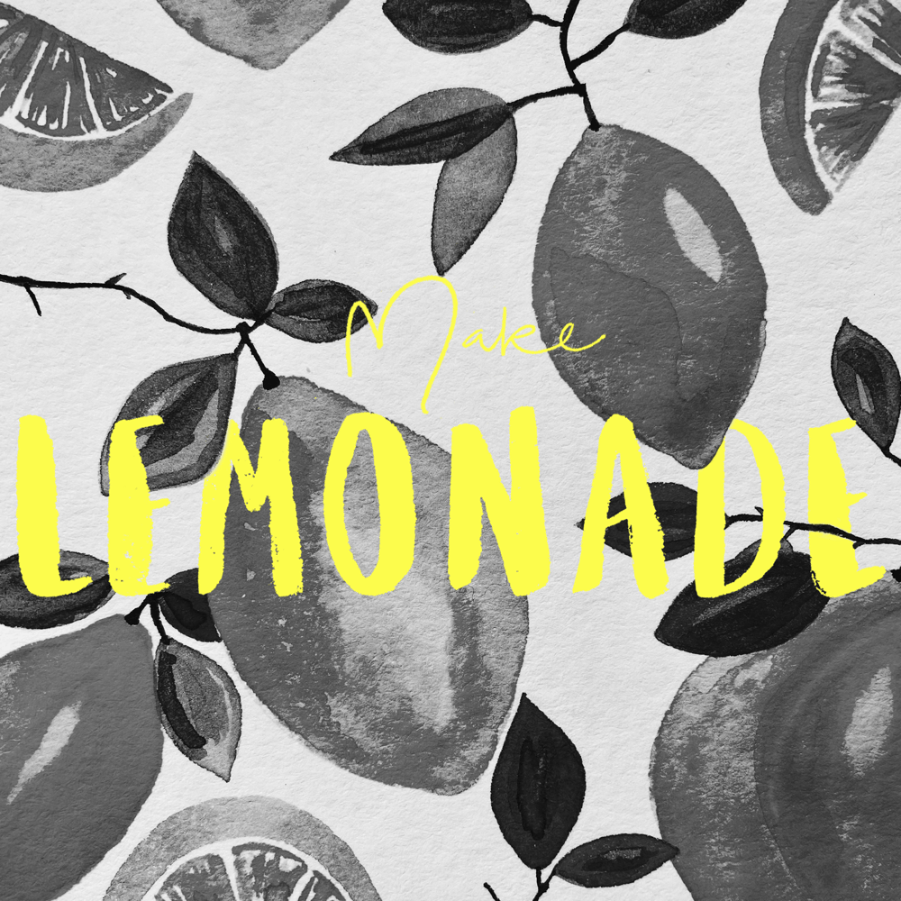 when life gives you lemons - image 1 - student project