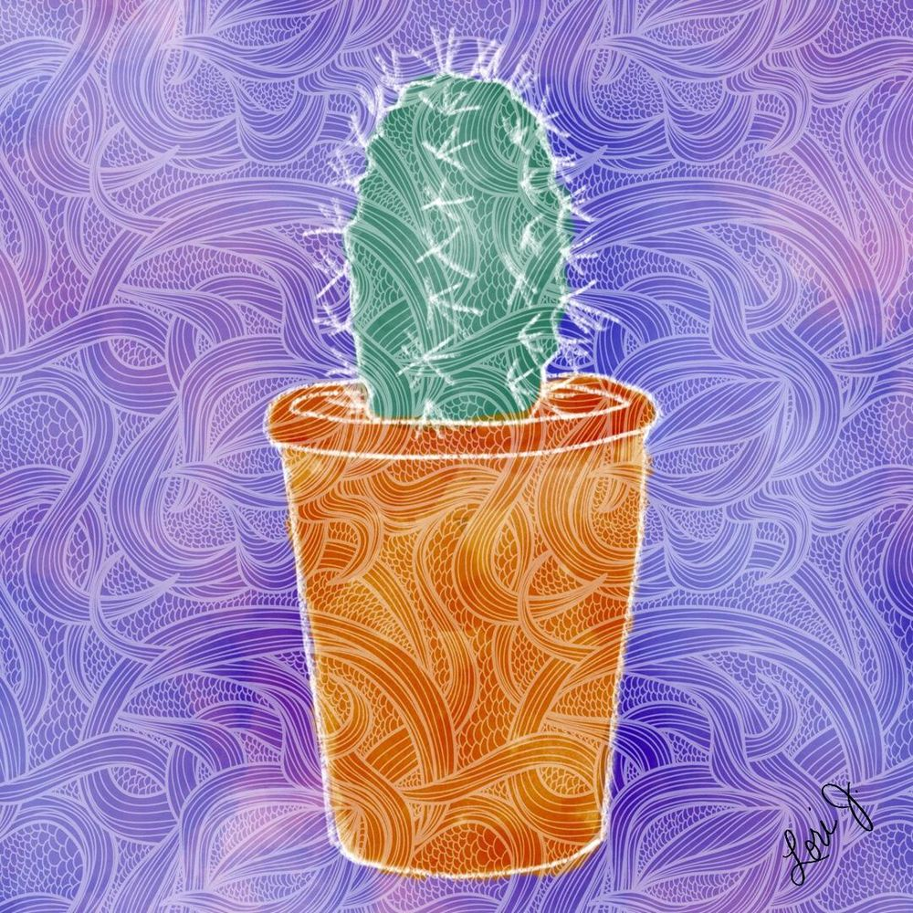 Practice Cactus! - image 1 - student project