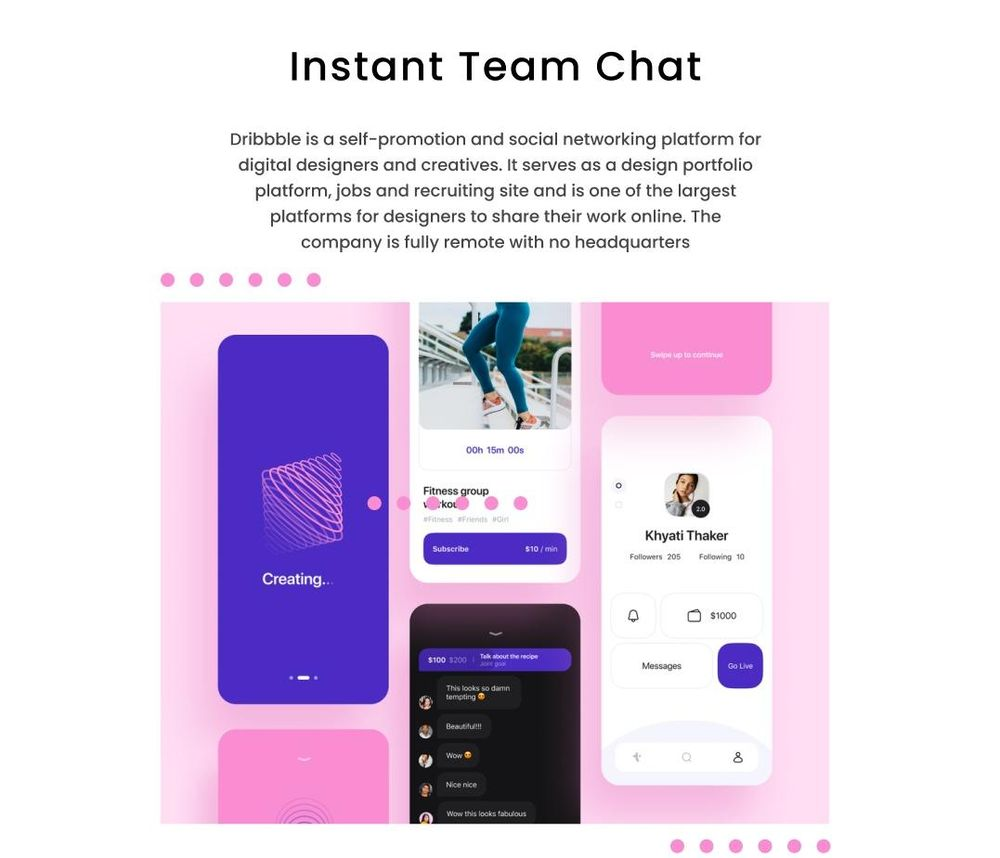 Chatapp Practice - image 3 - student project
